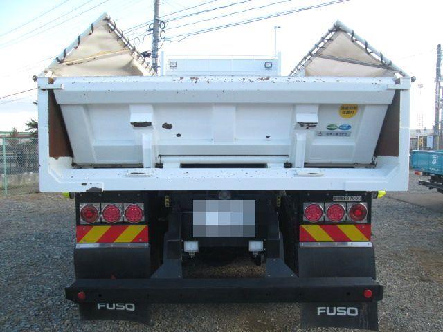 三菱 H30 スーパーグレート ダンプ Lゲート 車検付 画像6