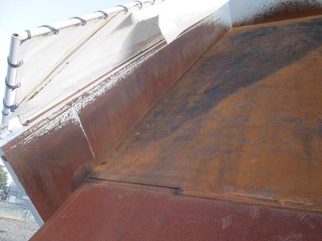 三菱 H30 スーパーグレート ダンプ Lゲート 車検付 画像9