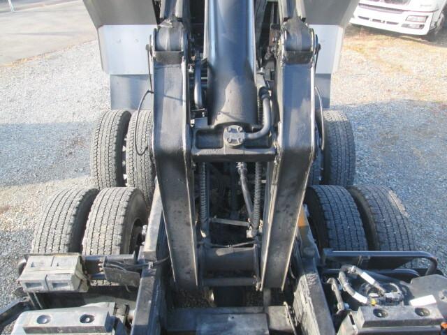 三菱 H30 スーパーグレート ダンプ Lゲート 車検付 画像16
