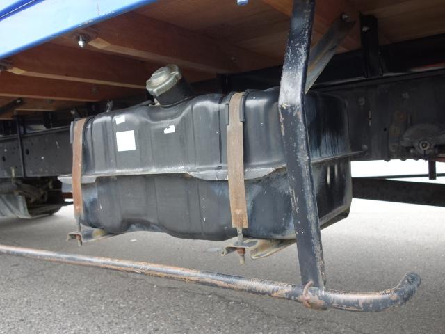 いすゞ H15 フォワード 平 5段クレーン 荷台床新品張替え 画像22