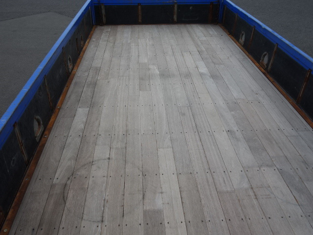 いすゞ H15 フォワード 平 5段クレーン 荷台床新品張替え 画像14