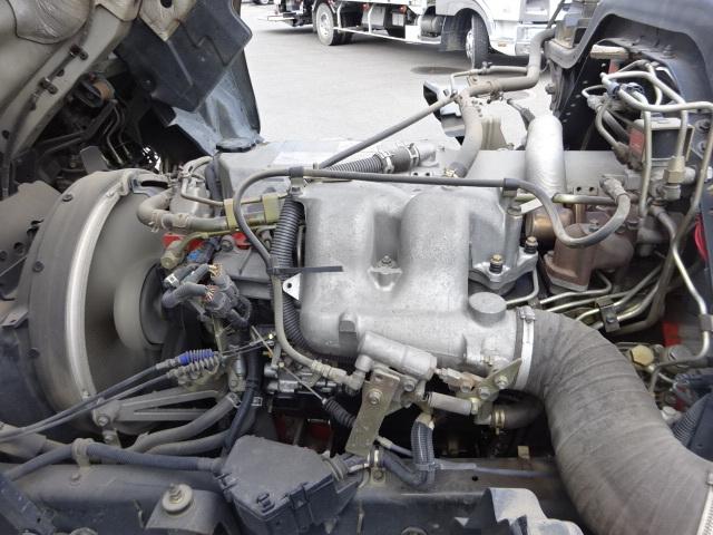 いすゞ H15 フォワード 平 5段クレーン 車検付  荷台床新品張替え 画像13
