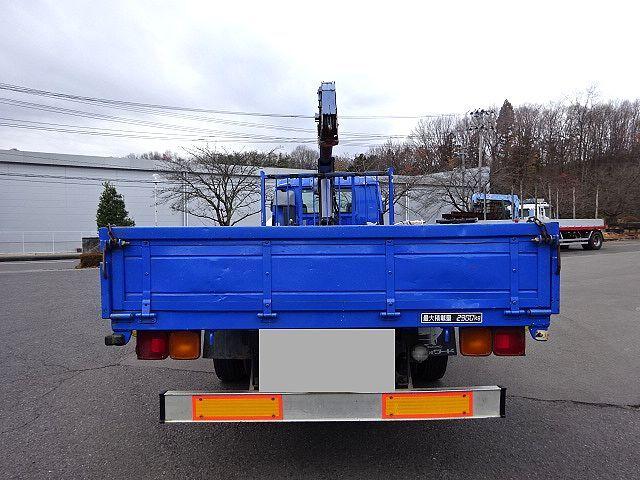 いすゞ H15 フォワード 平 5段クレーン 車検付  荷台床新品張替え 画像5