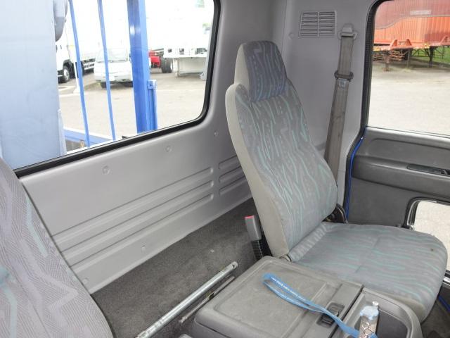 いすゞ H15 フォワード 平 5段クレーン 荷台床新品張替え 画像29