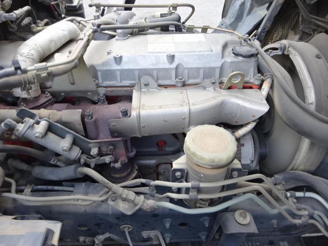 いすゞ H15 フォワード 平 5段クレーン 車検付  荷台床新品張替え 画像14