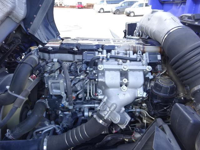 三菱 H27 ファイター ダンプ 220馬力 車検付き 画像22