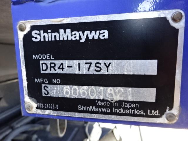 三菱 H27 ファイター ダンプ 220馬力 車検付き 画像30