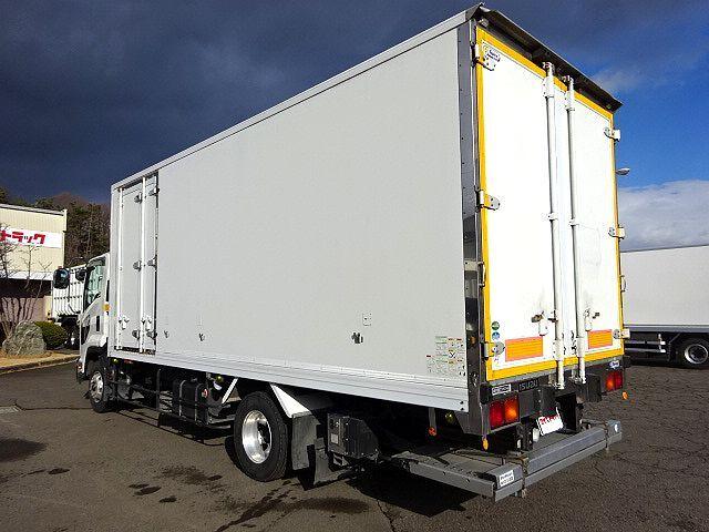 いすゞ H22 フォワード 低温冷凍車 格納PG 車検付 画像8