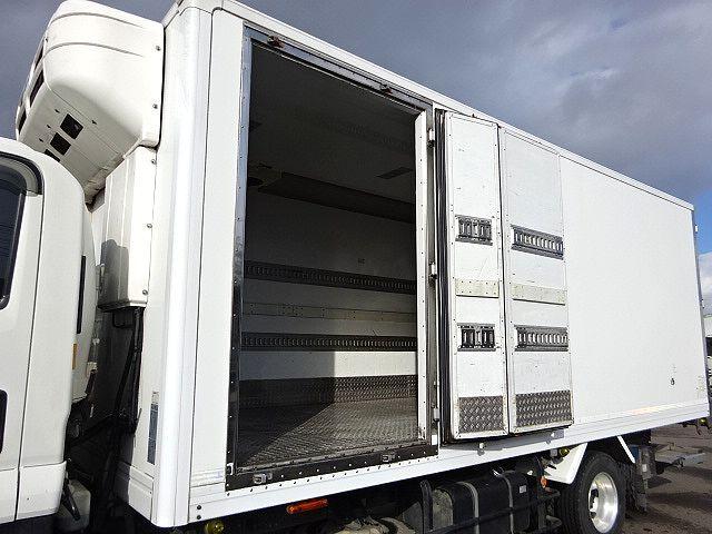 いすゞ H22 フォワード 低温冷凍車 格納PG 車検付 画像9