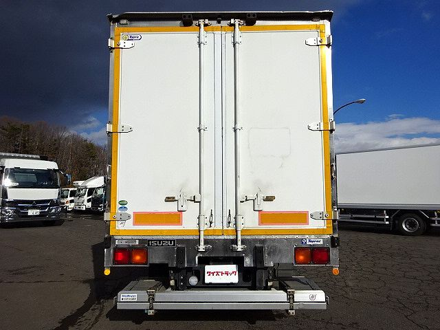 いすゞ H22 フォワード 低温冷凍車 格納PG 車検付 画像7