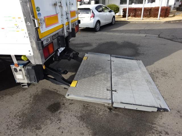 いすゞ H22 フォワード 低温冷凍車 格納PG 車検付 画像17