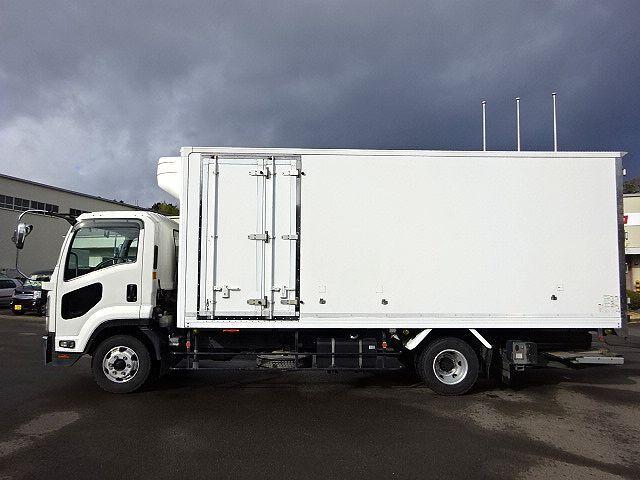 いすゞ H22 フォワード 低温冷凍車 格納PG 車検付 画像4