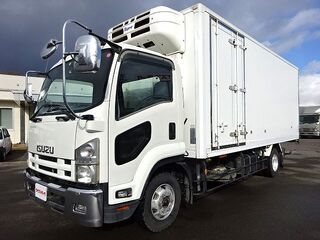 H22 フォワード 低温冷凍車 格納PG 車検付