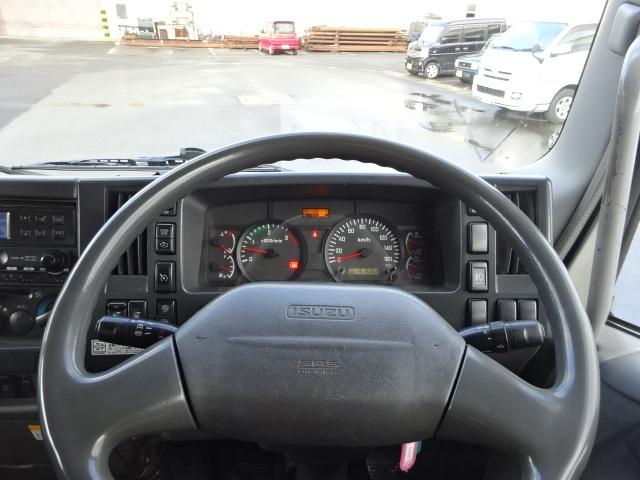 いすゞ H21 フォワード 増トン ワイド低温冷凍車 PG 画像21