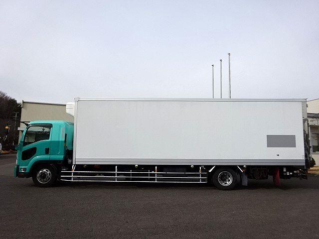 いすゞ H21 フォワード 増トン ワイド低温冷凍車 PG 画像5