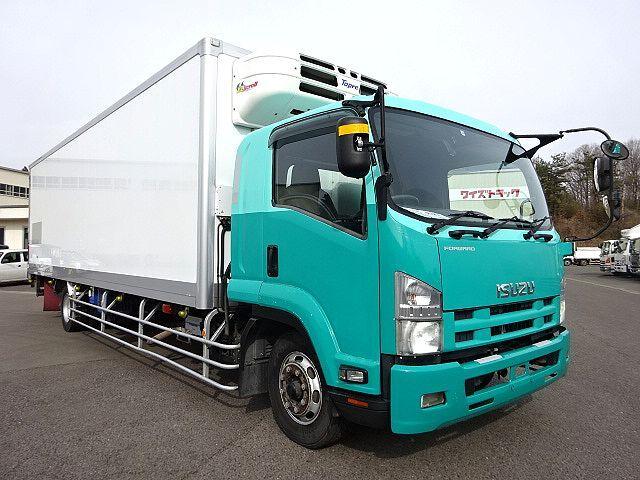 いすゞ H21 フォワード 増トン ワイド低温冷凍車 PG 画像3