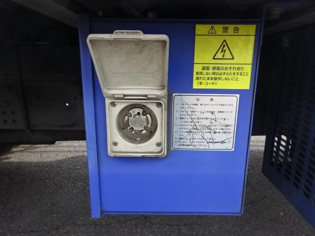 いすゞ H21 フォワード 増トン ワイド低温冷凍車 PG 画像18
