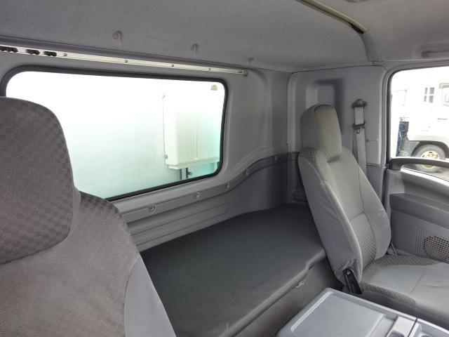 いすゞ H21 フォワード 増トン ワイド低温冷凍車 PG 画像27