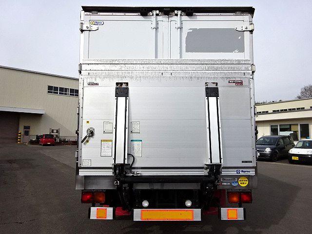 いすゞ H21 フォワード 増トン ワイド低温冷凍車 PG 画像7