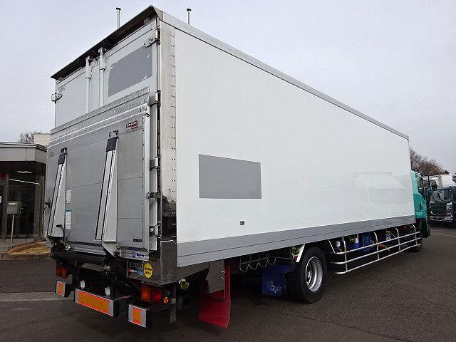 いすゞ H21 フォワード 増トン ワイド低温冷凍車 PG 画像8