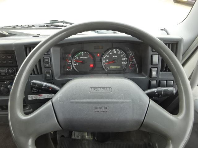 いすゞ H21 フォワード 増トン ワイド低温冷凍車 PG 画像24