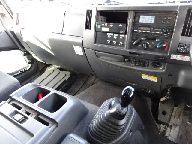 いすゞ H21 フォワード 増トン ワイド低温冷凍車 PG 画像23