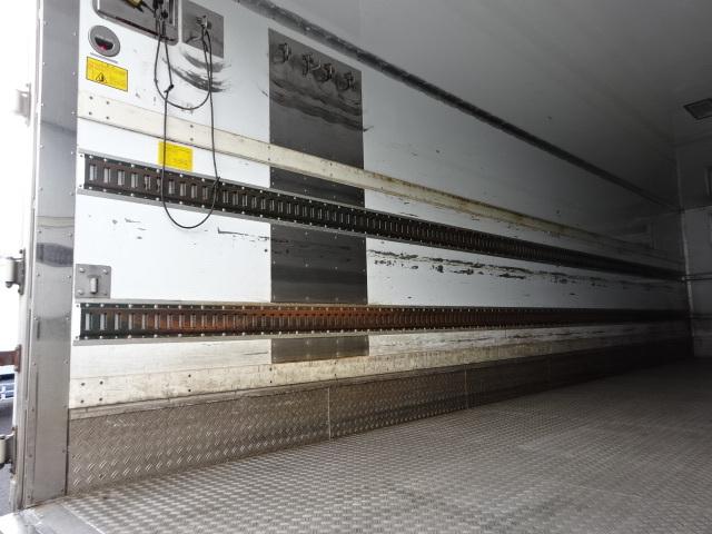 いすゞ H21 フォワード 増トン ワイド低温冷凍車 PG 画像12