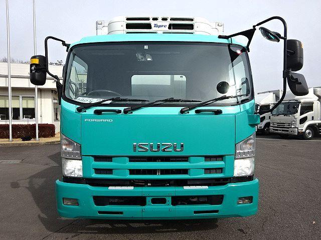 いすゞ H21 フォワード 増トン ワイド低温冷凍車 PG 画像2