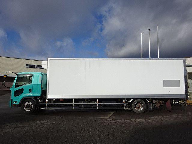 いすゞ H21 フォワード 増トン ワイド低温冷凍車 PG 画像4