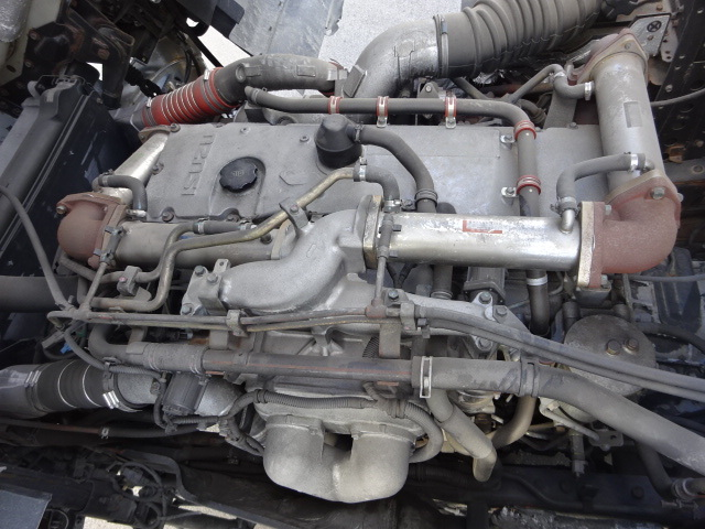 いすゞ H18 ギガ 3軸 平 アルミブロック 画像20