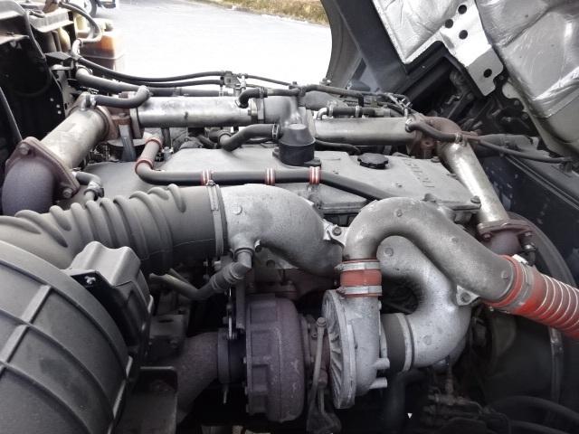 いすゞ H18 ギガ 3軸 平 アルミブロック 画像21