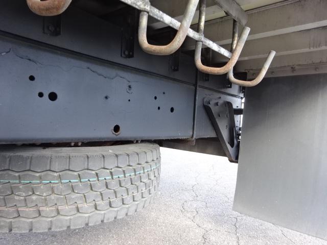 いすゞ H18 ギガ 3軸 平 アルミブロック 画像17