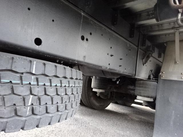 いすゞ H18 ギガ 3軸 平 アルミブロック 画像18