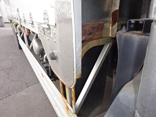 いすゞ H18 ギガ 3軸 平 アルミブロック 画像28