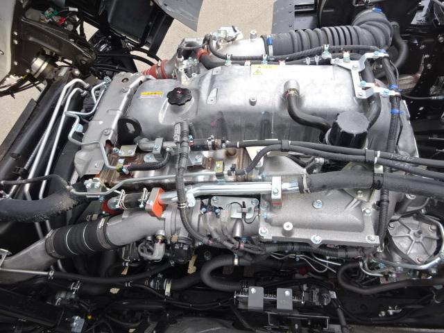 いすゞ R2 いすゞ ギガ 4軸低床 セルフ 4段クレーン 車検付 画像21