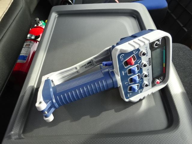 いすゞ R2 いすゞ ギガ 4軸低床 セルフ 4段クレーン 車検付 画像28