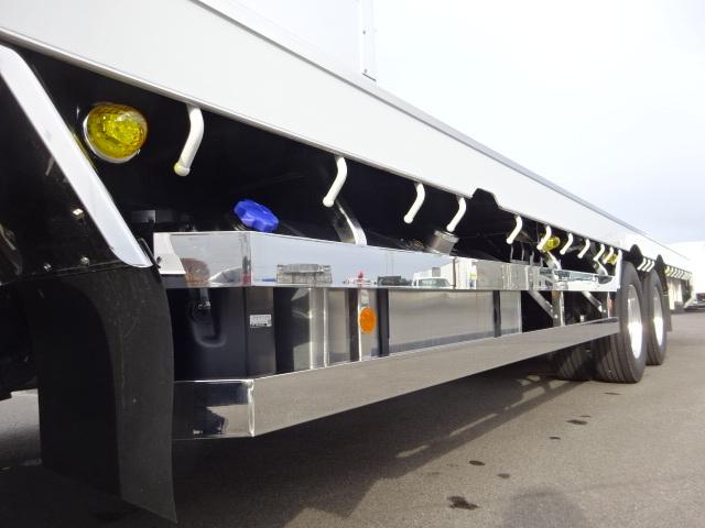 いすゞ R2 いすゞ ギガ 4軸低床 セルフ 4段クレーン 車検付 画像17