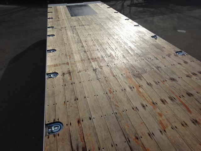 いすゞ R2 いすゞ ギガ 4軸低床 セルフ 4段クレーン 車検付 画像10