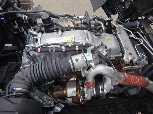 いすゞ R2 いすゞ ギガ 4軸低床 セルフ 4段クレーン 車検付 画像20