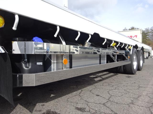 いすゞ R2 いすゞ ギガ 4軸低床 セルフ 4段クレーン 歩み板付 画像18