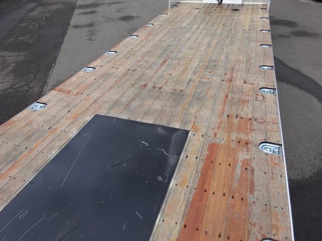 いすゞ R2 いすゞ ギガ 4軸低床 セルフ 4段クレーン 歩み板付 画像15