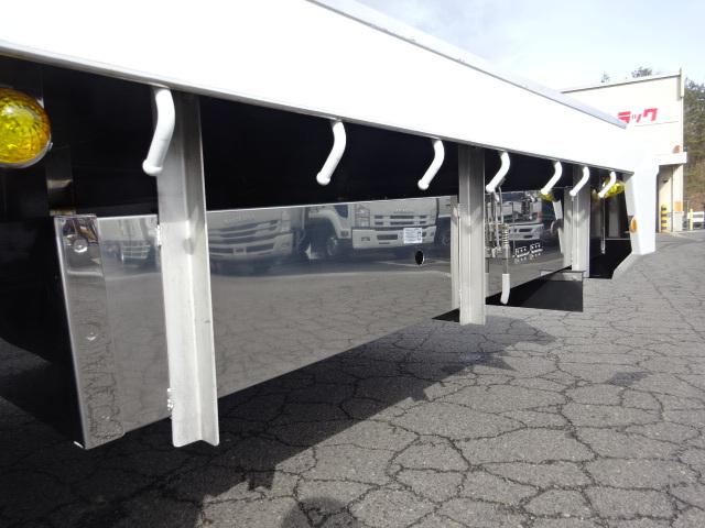 いすゞ R2 いすゞ ギガ 4軸低床 セルフ 4段クレーン 歩み板付 画像22