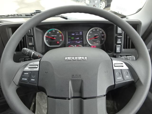 いすゞ R2 いすゞ ギガ 4軸低床 セルフ 4段クレーン 歩み板付 画像28