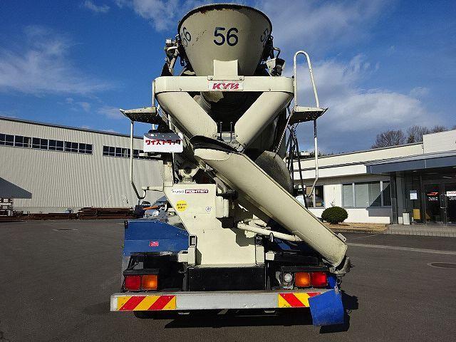 三菱 H26 ファイター 増トン コンクリートミキサー車 車検付 画像7