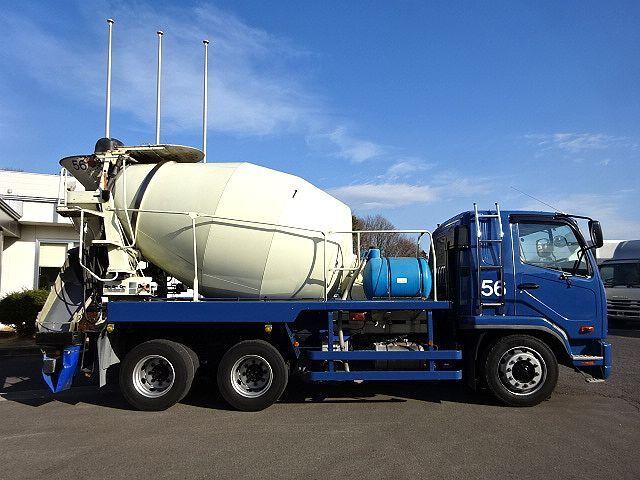 三菱 H26 ファイター 増トン コンクリートミキサー車 車検付 画像5