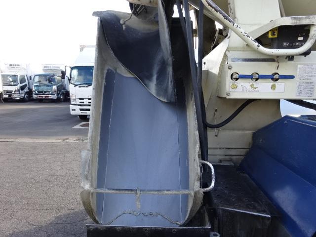 三菱 H26 ファイター 増トン コンクリートミキサー車 車検付 画像17