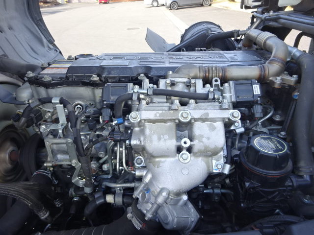 三菱 H26 ファイター 増トン コンクリートミキサー車 車検付 画像18