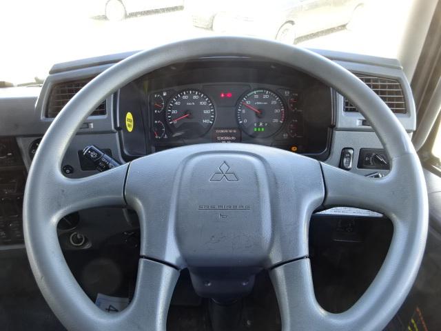 三菱 H26 ファイター 増トン コンクリートミキサー車 車検付 画像23