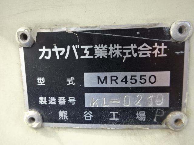 三菱 H26 ファイター 増トン コンクリートミキサー車 車検付 画像29