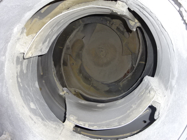三菱 H26 ファイター 増トン コンクリートミキサー車 車検付 画像12